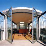 Photo of roof terrace by T Soar
