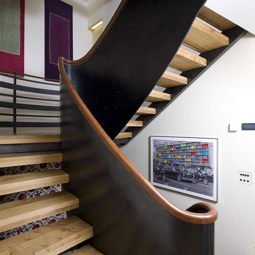 Photo of stair by G Smith
