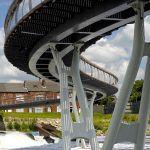 View of bridge soffit by T Soar