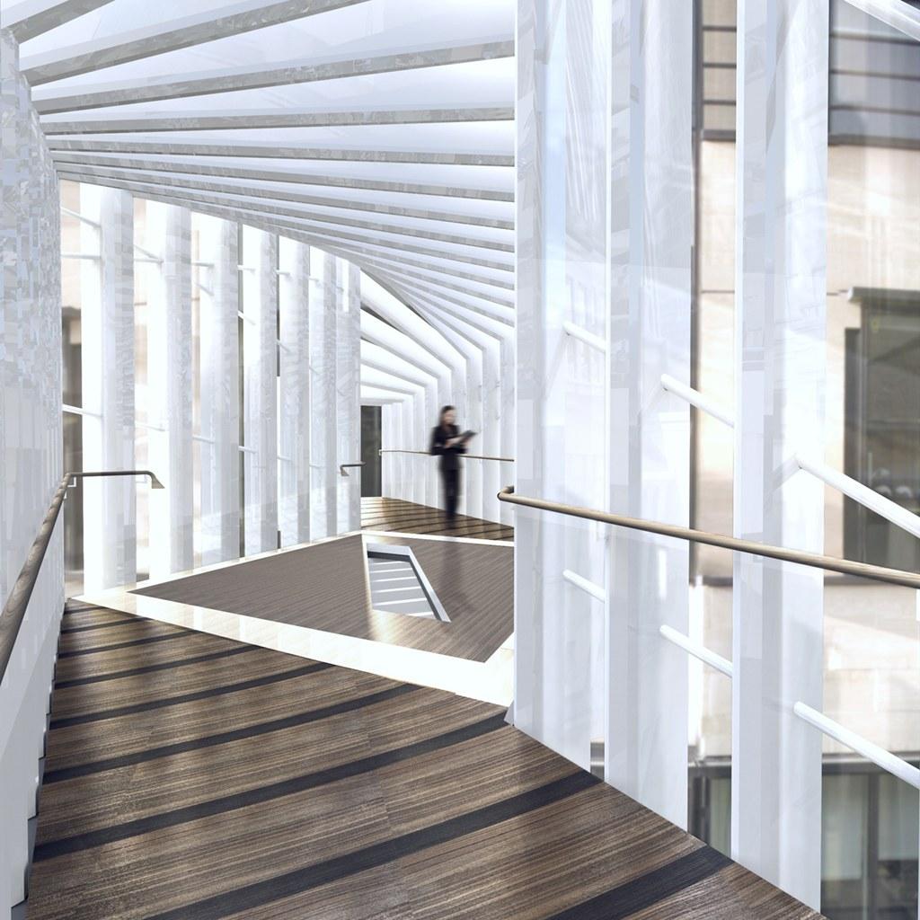 Bridge internal view by MB